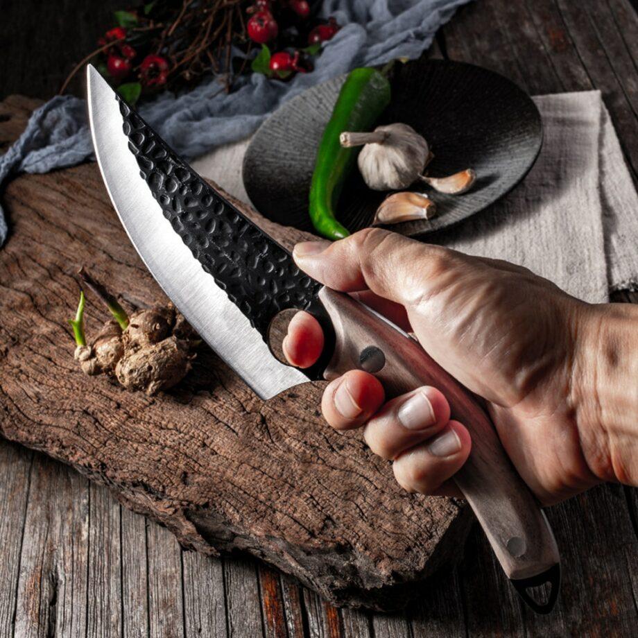 La Forge de Fen - Couteaux viking