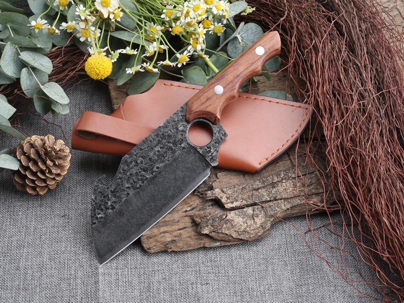 Berserk – Couteau Viking - Mini hachoir Viking